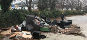 Cheap rubbish removal fly tipping