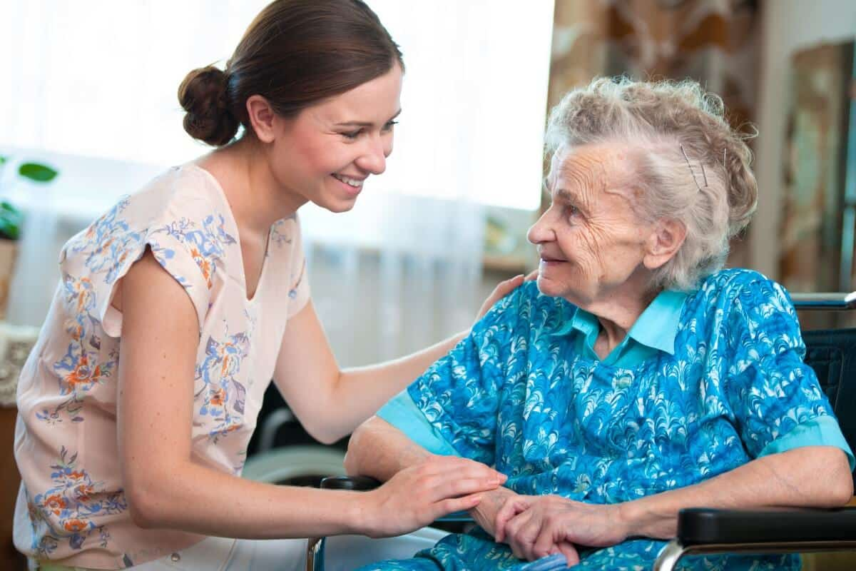 loved one moving to care
