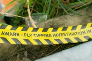 Fly tipping investigations